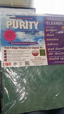 1 New Purity Home Air Filter **make Offer**