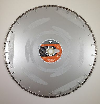 14 Inch Ductile Iron Diamond Blade DI5 by HUSQVARNA Metal Concrete FAST SHIPPING