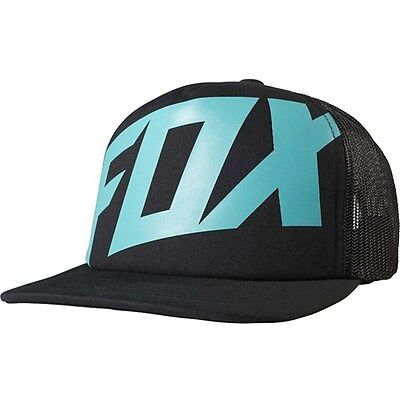 Fox Racing. Fox Racing Cap. Fox Mens. Fox Home Bound Snapback Cap - Black