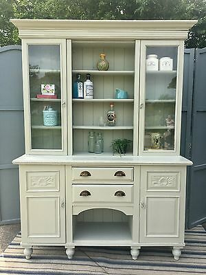 Painted Victorian Dresser Farrow And Ball