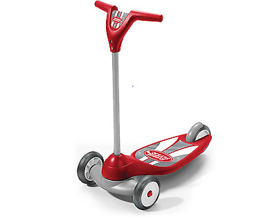 Radio Flyer My 1st Scooter Red 3 Wheels 2 to 5 years