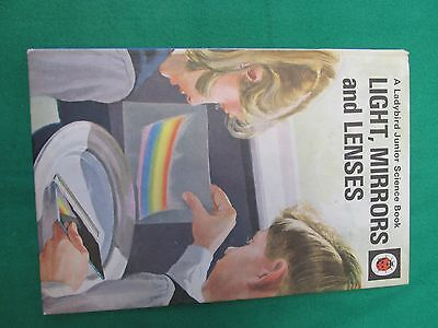 Ladybird book Light Mirrors and Lenses