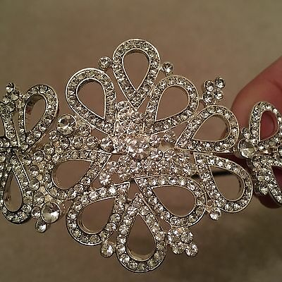 Beautiful Tiara WEDDING / PROM Debenhams Jon Richard