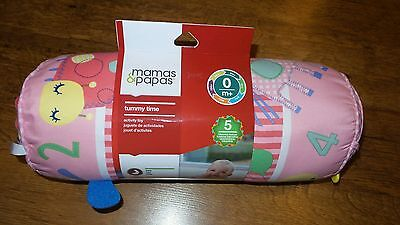Mamas and papas tummy time activity toy brand new