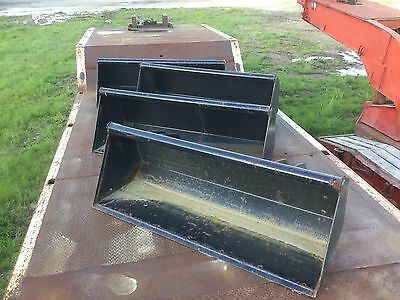 Front Loader Buckets for Compact Tractor