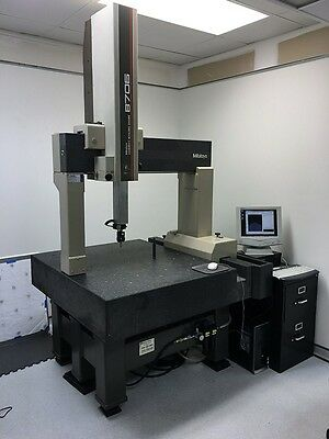 Mitutoyo B-706 CMM with Renishaw PH8 Manual Head and CMM Manager Software