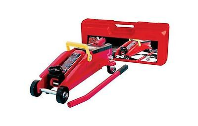 Torin Jacks T82012 2 Ton Hydraulic Trolley Jack in Plastic Case New