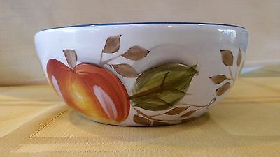 "HERITAGE MINT Black Forest Fruit Cereal/Fruit Bowls 5-3/8"" (1016-3)"