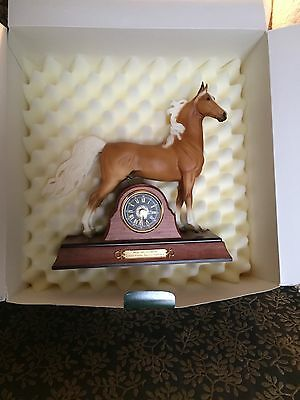 Breyer 50th Anniversary Clock