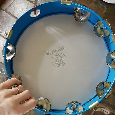 Authentic Indian Simple Tambourine Music Musical Instrument Made in India