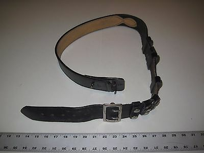 Gould and Goodrich Police Belt 40 inch/ 102 cm with Keepers