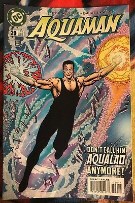 DC AQUAMAN (1994 Series) 20 VF ***$3.98 UNLIMITED SHIPPING***