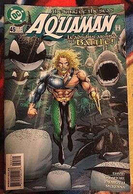 DC AQUAMAN (1994 Series) 45 VF ***$3.98 UNLIMITED SHIPPING***