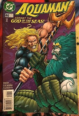 DC AQUAMAN (1994 Series) 46 VF ***$3.98 UNLIMITED SHIPPING***