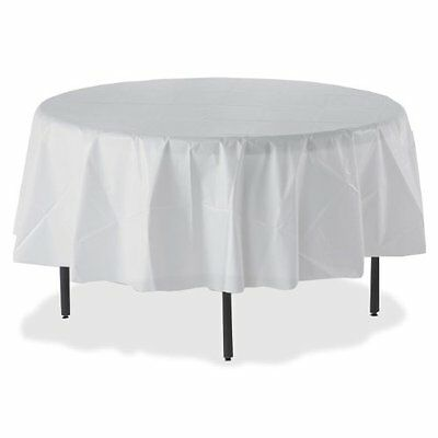 Genuine Joe GJO10330CT Table Covers for Table Top, Break Room Supplies, Plastic,