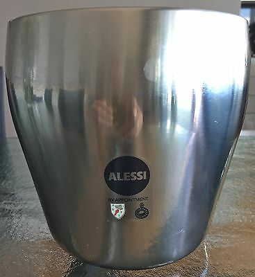 Alessi Ice Bucket 1810 Made in Italy
