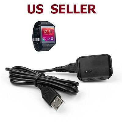 Charging Dock Charger Adapter For Samsung Galaxy Gear 2 Neo R381 Smartwatch