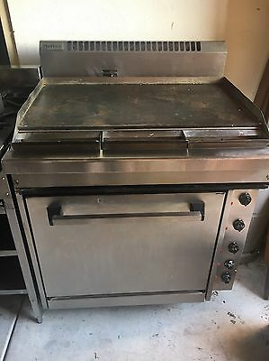 Sterlec Electric Commercial Restaurant Hot Plate And Oven