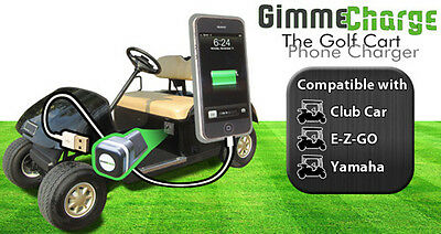 Gimme Charge Golf Cart USB power supply EX AUSTRALIA