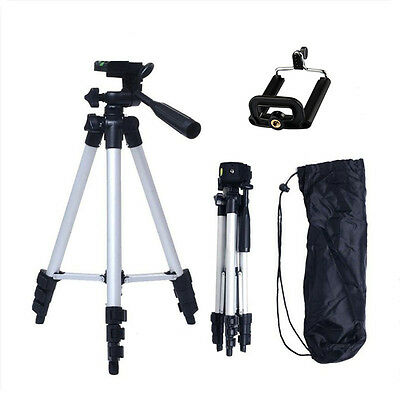 Pro Camera Lightweight Tripod Stand For Nikon D5600 D3400 D750 D7200 Canon Sony