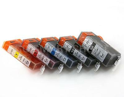 20 Ink Cartridge PGI 520 CLI521 for Canon MP550 MP560 MP630 MX860 IP4700