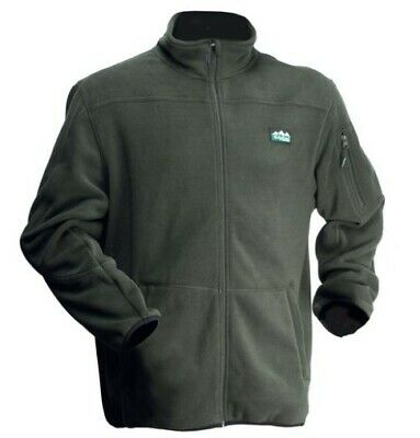 Ridgeline No Boundaries Fleece Hunting Top Olive