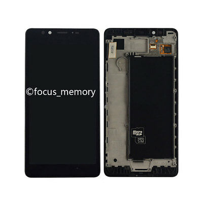 NEW Microsoft Lumia 950 LCD Display+Touch Screen Digitizer Glass Assembly Frame