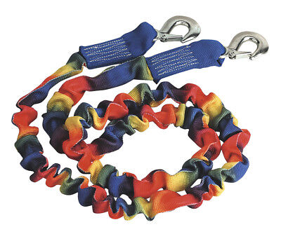 Sealey TH3002 Tow Rope 3000kg Rolling Load Capacity