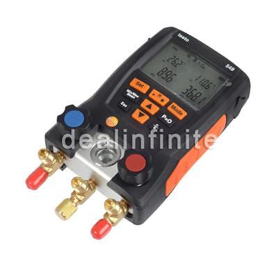 US! HANTEK 365F Long Time Record Voltage Current Resistance True RMS Data Logger