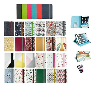 Universal Executive Wallet Case Cover fits Huawei MediaPad T3 10 Tablet 9.6 Inch