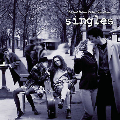 Singles Soundtrack (Deluxe Version) (Vinyl LP + CD) Soundgarden, Chris Cornell