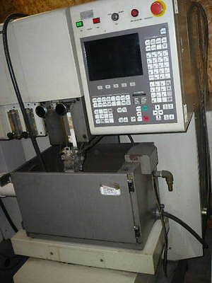 Brother HS3100 wire edm, 2-axis, submerged