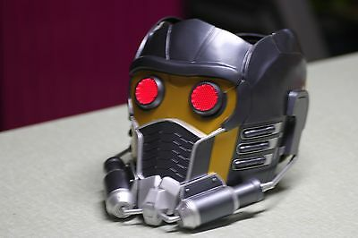 Guardians of the Galaxy Peter Quill Star-Lord COS helmet LED  Luminous version