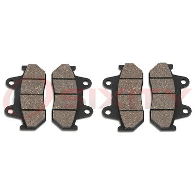 Front Ceramic Brake Pads 1982 Honda CB750C Custom Set Full Kit  Complete ak