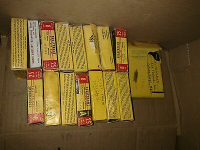 Old 8mm Amateur Film Lot 1950s Home Movies Vacation Holidays 16 films Disneyland