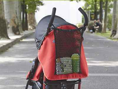 Chicco Stroller Storage Net Black New