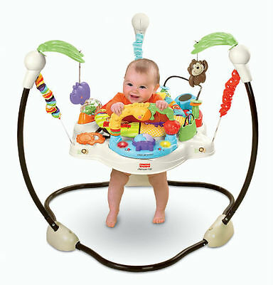Baby Jump and Play Activity Center.  Lights, Sound, Colorful.  Battery Operated