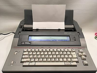 Word Processor Typewriter Smith- Corona PWP 125 Tested Nice With Cover