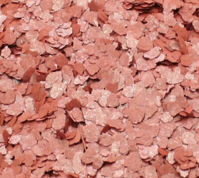 Mica Flakes - Red - Natural Mica  - The Professionals Choice - 311-4358