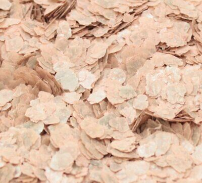 Mica Flakes - Light Pink - Natural Mica  - The Professionals Choice - 311-4360
