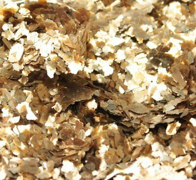 Mica Flakes - Gold -Small Natural Mica  - The Professionals Choice - 311-4331