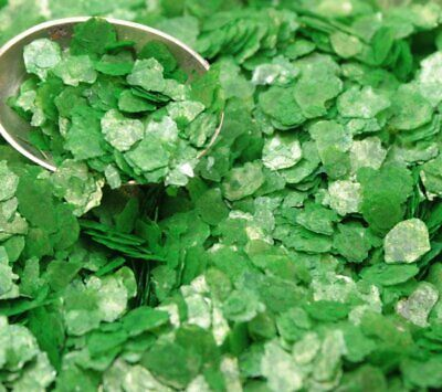 Mica Flakes - Light Green - Natural Mica  - The Professionals Choice - 311-4368