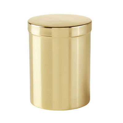 NEW Brass Bathroom Canister