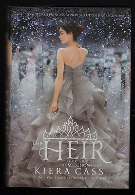 KIERA CASS - The Heir (1st edition) Book 4 of Selection series