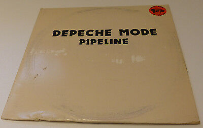 Depeche Mode PIPELINE RARE LIVE 2LP