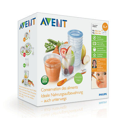 Philips Avent Via Gourmet System - NEW