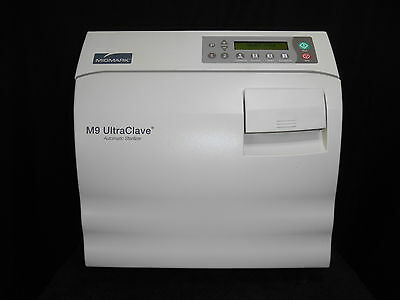 ****local Pickup Only****.  Midmark M9 Autoclave / Sterilizer.  Excellent Cond.