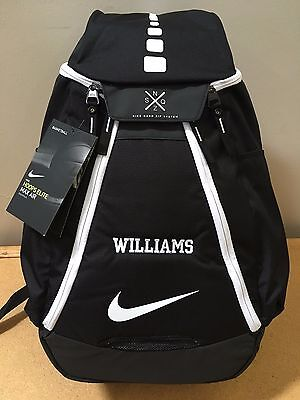Nike Hoops Elite Max Air 2.0 Backpack (BA5259) with Embroidered Name OR Number