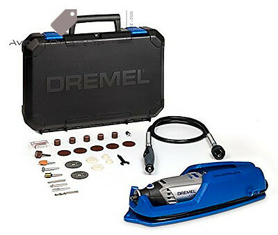 Dremel 3000-1/25 Multi-Tool with Interchangeable Accessories and Attachments