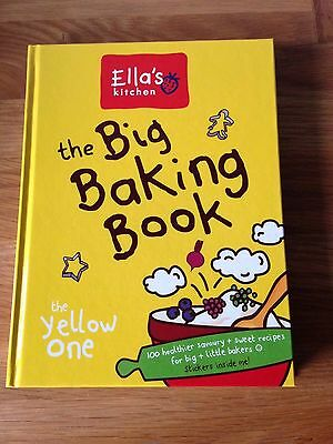 Ella's Kitchen The Big Baking Book - The Yellow One